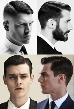Classic Men's Hairstyles That Will Never Go Out of Fashion
