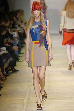 Prada Spring/Summer 2005 - Full length photos (Vogue.com UK)