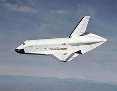 Enterprise was the First NASA Space Shuttle Orbiter. http://www.aerospaceguide.net/spaceshuttle/enterprise.html #space #launch #vehicle