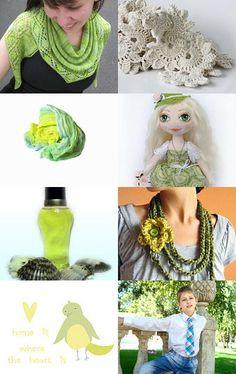 Peace! Friendship! Love! Spring!  by Elena Novikova on Etsy--Pinned with TreasuryPin.com