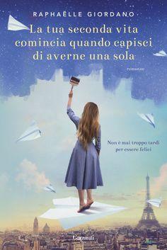 """Nali's Shelter: Recensione """"La tua seconda vita comincia quando ca. Books To Read, My Books, Believe, Fantasy Quotes, Forever Book, Ghostwriter, Journey, Film Books, I Love Reading"""