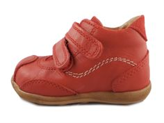 Buy Bundgaard toddler shoe red with velcro at MilkyWalk.com