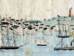 Port of Portland: A Ship-Shaped History, exhibited at the Maine Maritime Museum, Bath - Dec. 17, 2011 to May 13, 2012