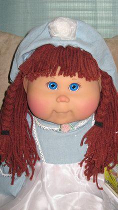 Lisa, My K2 TRU Cabbage Patch Kid by marshmallowtwist, via Flickr