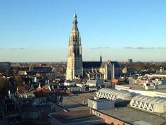 Breda in Noord-Brabant, stad van uitgeverij Mo Media staat ook op de stedenpersdag