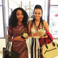 Two of our guests ready for a GLAMOURous night out with us! #GLAMlove  via GLAMOUR SOUTH AFRICA MAGAZINE OFFICIAL INSTAGRAM - Celebrity  Fashion  Haute Couture  Advertising  Culture  Beauty  Editorial Photography  Magazine Covers  Supermodels  Runway Models