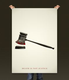 Death is not Justice #poster