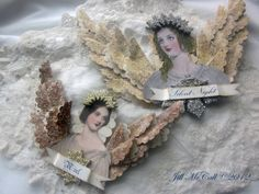 Feathers & Flight: An Angels Flight...there is a tutorial