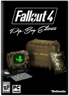 """The Fallout 4 """"Pip-Boy Edition"""" – Pip-Boy Included"""