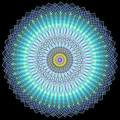 Spiritual Mandalas | Mandala, a sacred circle, a spiritual place of connectivity and ...