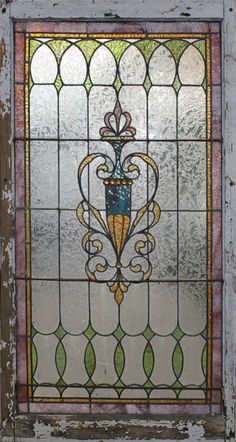 Victorian Art Glass   Recycling the Past - Architectural Salvage
