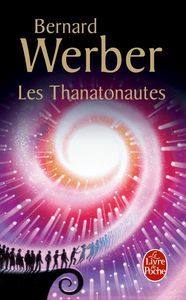 This book which name is Thanatos is one of my favorit books. When I read this book the author who is Bernard Werber try to mention what is people's life and death. As like Papillon, this book make me more imagination and make me thinking deeply.