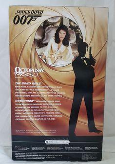 JAMES BOND 007 SOLITAIRE LIVE AND LET DIE BARBIE BLACK LABEL EDITION | eBay