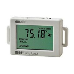 Onset Hobo Temperature Data Logger for sale online Pic Microcontroller, Data Logger, Temperature Measurement, Top Pic, Project List, Project Ideas, Thing 1, Temperature And Humidity, Digital Alarm Clock