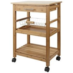 Grace Kitchen Trolley 84.5cm | Freedom Furniture.  This is the one we have. Very useful.