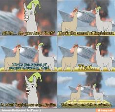 Llamas With Hats Funny Cute, The Funny, Hilarious, Stupid Memes, Dankest Memes, Charlie The Unicorn, Funny Images, Funny Pictures, Llamas With Hats