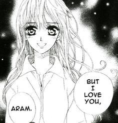 Love you ~ MeruPuri manga - Airi