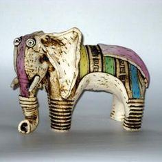 ChomerTov Ceramic Gallery| חומרטוב Artist:  Ina Olshanski