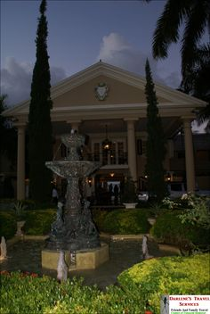 8df5192a62f37 Main Entrance to Sandals Royal Plantation. A small elegant resort that we  feel is a must see!