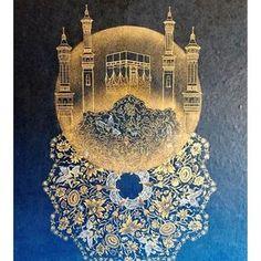 Calligraphy Borders, Islamic Art Calligraphy, Islamic Patterns, Arabic Pattern, Islamic Paintings, Madhubani Art, Arabian Nights, Painting Lessons, Wall Art