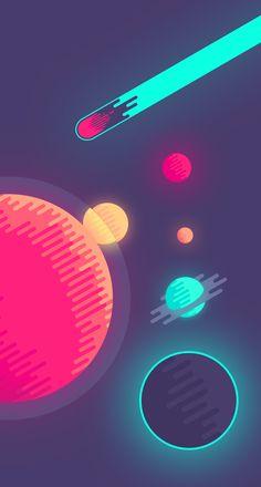 Nina Geometrieva   what space really look like   Smartphone