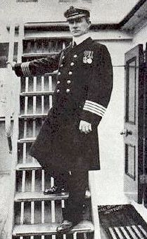 Captain Arthur Rostron that rescued survivors RMS Titanic Remembered