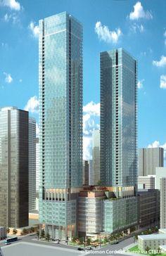 630 N. McClurg Court North Tower - The Skyscraper Center