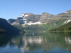 Cameron Lake, Alberta