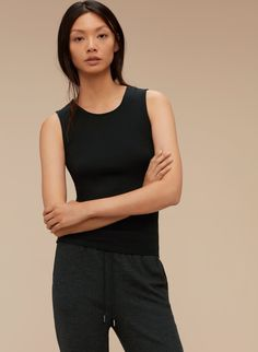 Women's Clothing & Accessories on Sale Basic Tank Top, Autumn Fashion, Clothes For Women, Tank Tops, Blouse, Coat, Sweaters, Christmas 2016, Jackets