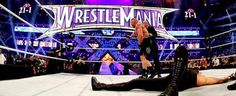 """During an """"Evening with Paul Heyman"""" show in Glasgow, Paul Heyman talked about an interesting theory about The Undertaker's Streak ending. Paul Said, """"Is it me f--king with you or am I telling you something you're not supposed to know?"""".…"""