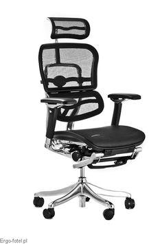 Wysokiej jakości fotel biurowy