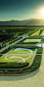 i giardini de La Venaria
