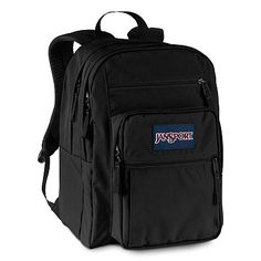 JanSport Big Student Black Backpack - $44.99 (Plus extra 20% off with promo code FF20AUGSP