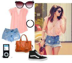 Selena Gomez style :)
