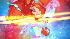 64 Ideas De Bloom Hada Del Fuego Del Dragon Hadas Winx Club Dragones