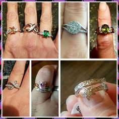 Hidden rings found in products purchased from me! wow!!!!!!