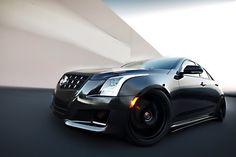 2013 Cadillac ATS Sports Sedan gets its First Tuning Job