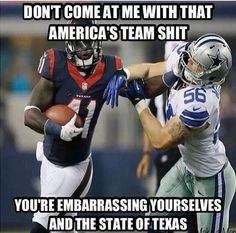 Texans Nation baby!!!