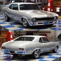 Chevy Nova, Custom Muscle Cars, Chevy Muscle Cars, Custom Cars, Hot Wheels, Pontiac, Roadster, Old School Cars, Us Cars