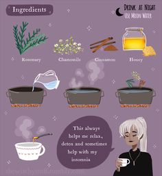 The Witchy Stuff — Tea for the soul Witchy Tip: This tea works in...
