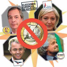 CNA: La ESTAFA SIONISTA del EURO llega a su FIN - Si Le Pen gana significará el 1er paso para la disolución del Euro Le Pen, Euro, Movie Posters, Movies, Cattle, Films, Film Poster, Cinema, Movie