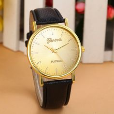 $1.58 (Buy here: https://alitems.com/g/1e8d114494ebda23ff8b16525dc3e8/?i=5&ulp=https%3A%2F%2Fwww.aliexpress.com%2Fitem%2FNew-Arrival-Geneva-Women-Dress-Wristwatches-Woman-Quartz-Watch-Cheap-Geneva-Girls-Gift-Popular-Geneva-Relojes%2F32246611983.html ) 2015 New Women Dress Wrist Watches Quartz Watch Woman Cheap Girls Gift Popular Relojes Masculino 10Color Free Shipping for just $1.58