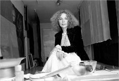 Ruth Kligman, Muse and Artist, Dies at 80 - The New York Times march 2010