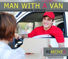 Removex offers man with a van removals service. We covers all of London and surrounding areas. Receive your FREE quotes from our professional movers in the London UK. http://removex.co.uk/ #movers #manwithavan  #removex #man #van #removex