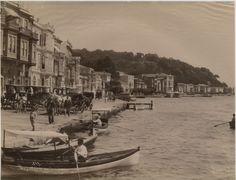 Sebah, Turquie, Constantinople, Buyukdére au Bosphore    #Orient #Turquie_Türkiye