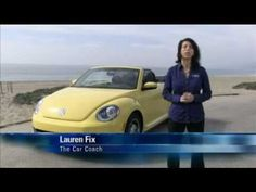 The 2013 Beetle convertible is a vehicle that is fun for four and surprisingly practical. It offers great fuel economy and plenty of rear legroom and storage. Lauren Fix, the Car Coach, takes a closer look.    Model - 2013 VW Beetle Convertible  Engine - 2.5L - 170 hp - 21/27 mpg  - 2.0L Turbo - ...