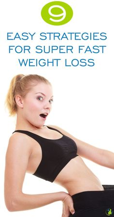 Whether you're just starting out on your weight loss journey or have hit a plateau and are looking for inspiration, we've got the top 9 strategies to help you lose weight insanely fast and keep it off. Quick Weight Loss Diet, Start Losing Weight, Weight Loss Secrets, Weight Loss Blogs, Diet Plans To Lose Weight, Weight Loss For Women, How To Lose Weight Fast, Marathon Laufen, Routine