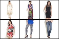 Every women wants to wear latest fashionable clothing & they can get designer clothes easily from online shopping store in India. Infibeam is one of the great online store where people can buy #womensclothing online at best price with easy payment method & free shipping in India. Buy varieties of clothing for women online like sarees, salwar kameez, kurtis, tops, jeans & more..