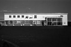 Gare actuelle - photo N&B