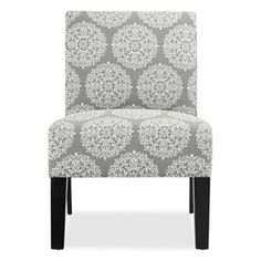 Jane Medallion Accent Chair
